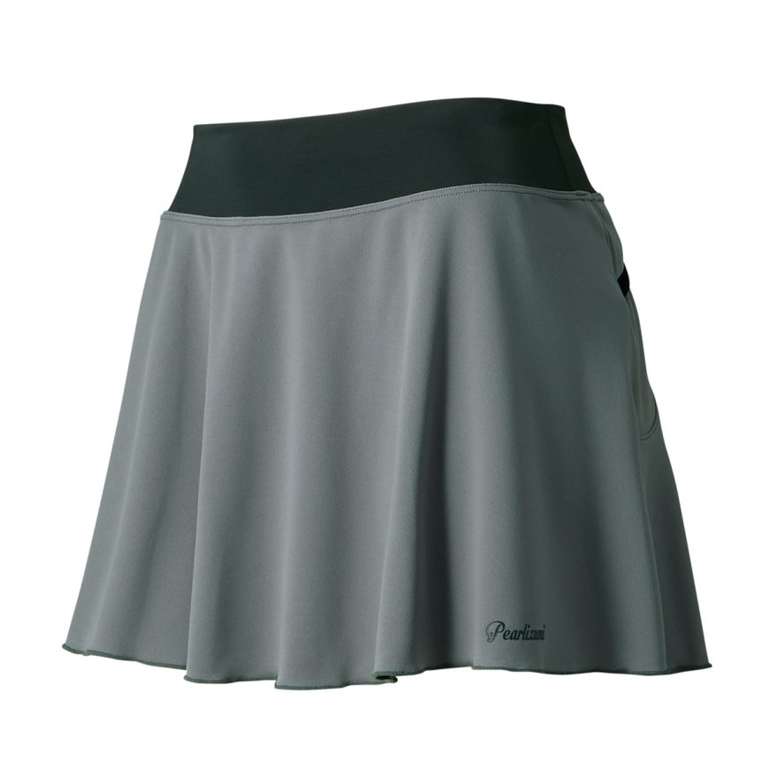 ギャザー スカート(カラー:13. グレー)
